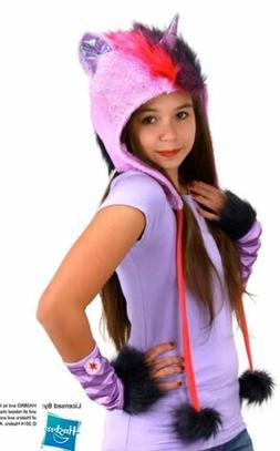 My Little Pony Twilight Sparkle Laplander Beanie Hoodie Hat