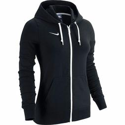 NEW WOMEN'S NIKE SOLID JERSEY FULL-ZIP HOODIE SWEATSHIRT!!!