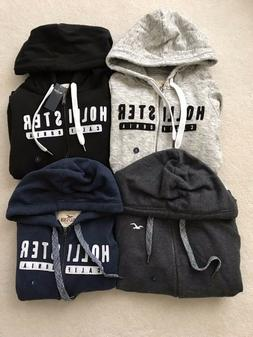 New Hollister by Abercrombie Women Graphic Full zip Hoodie s