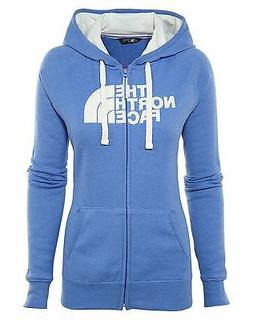 North Face Avalon Full Zip Hoodie Womens A2T9D-MKQ Stellar B