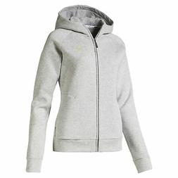PUMA Athletics Women's Full Zip Fleece Hoodie Women Sweat Ba