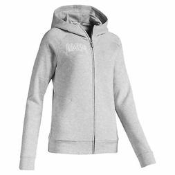 PUMA Athletics Women's Full Zip Hoodie Women Sweat Basics