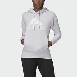 adidas Badge of Sport Long Hoodie Women's