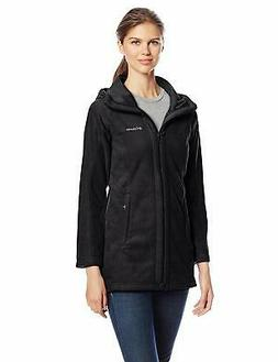 Columbia Benton Springs II Long Hooded Fleece Jacket - Women