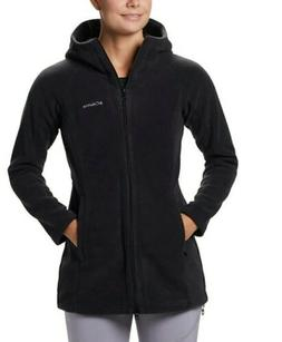 Columbia Women's Benton Springs II Long Hoodie, Quill, Small