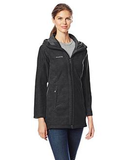 Columbia Women's Benton Springs II Long Hoodie, Harbor Blue,