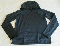 UNDER ARMOUR Black Logo Hoodie, Women's Size Medium Fitted B