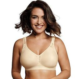 Playtex by 18 Hour Seamless Wirefree Bra_Light Beige_40D