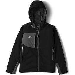 The North Face Boy's Chimborazo Hoodie - TNF Black - XL