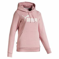PUMA Essentials Women's Fleece Hoodie Women Sweat Basics