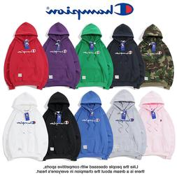 Fashion Classic Women's Men's Hoodie Embroidered Hooded Swea
