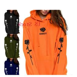 Fashion Women&Men Winter Warm Hoodie Coat Jacket  Oversize O