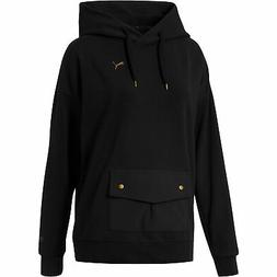 PUMA FUSION Hoodie Women Sweat Basics New
