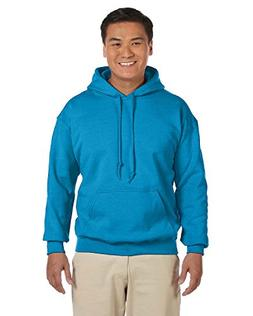 Gildan G18500 Heavy Blend Adult Hooded Sweatshirt, Sapphire,