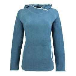 Columbia Glacial Fleece IV Hoodie Women's Turquoise Medium