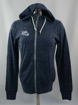 Nike Gym Vintage Zip Hoodie Women's Size XS-L New with Tags