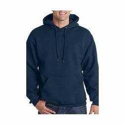 Hooded Plain Black Sweatshirt Top Men Women Pullover Hoodie