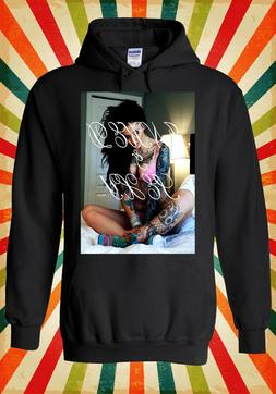 Inked And Sexy Tattoo Girl Novelty Men Women Unisex Top Hood