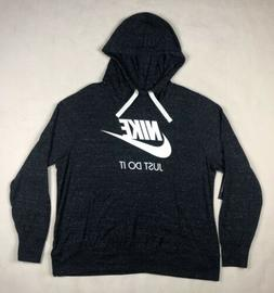"""Nike """"Just Do It"""" Vintage Pullover Hoodie Women's Size"""