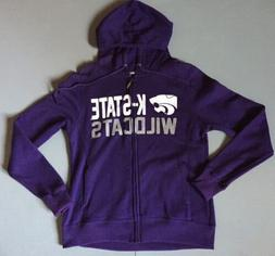 Kansas State Wildcats Jansport Hoodie Women's Small or Mediu
