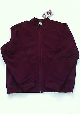 BNWT Speedo Womens Jacket Size XL new Burgundy