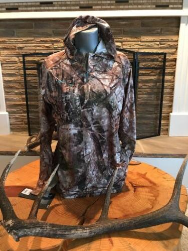 Cabelas Women's Active Hoodie Size Large Camo NEW $70 NWT Sh