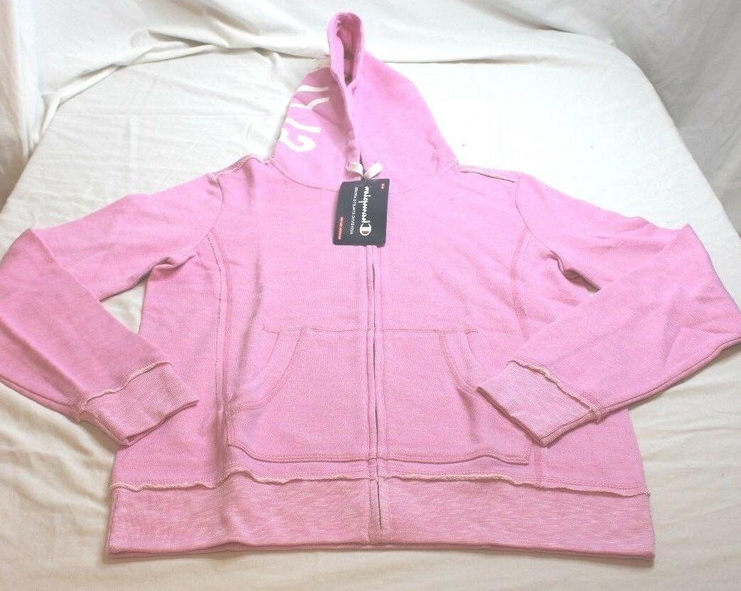 Champion Life Women's European Collection Distressed Full Zi