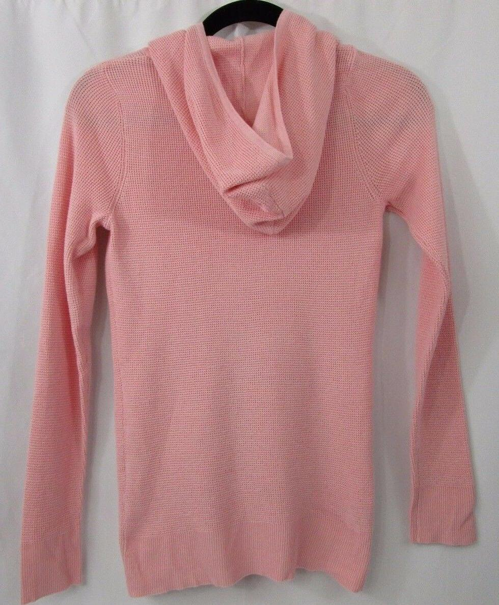 Cyrus Thermal Knit Hoodie/Sweater *NWT*