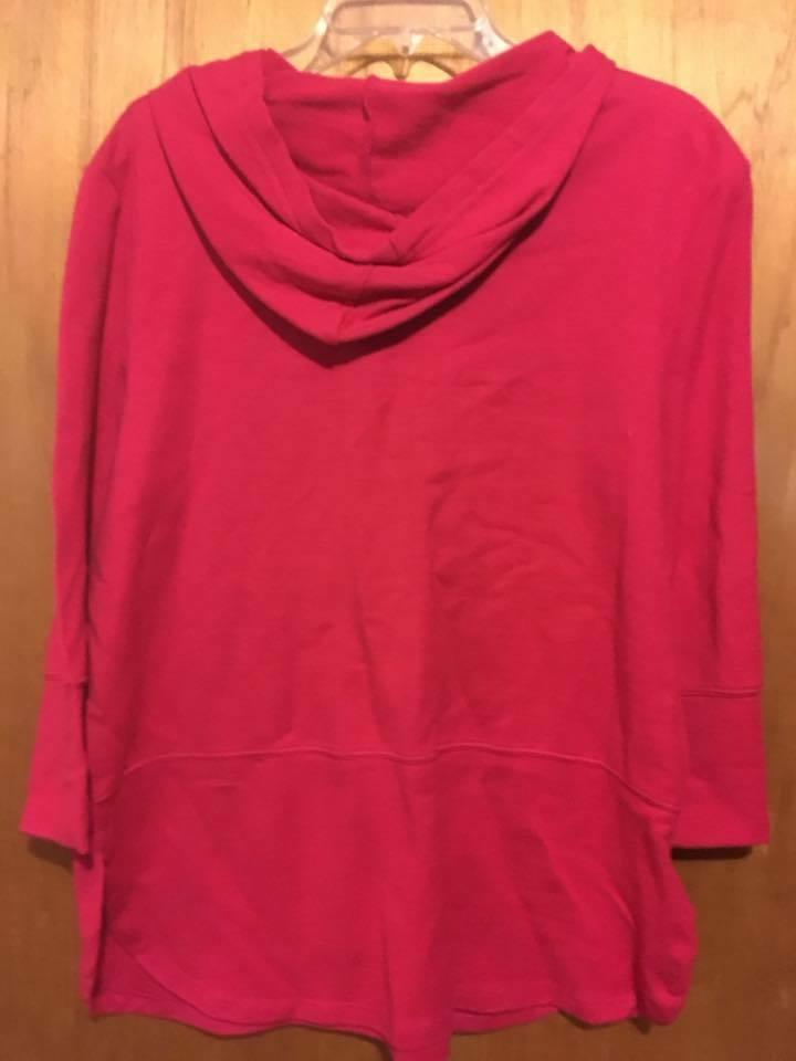 Hanes Pull Hoodie Large Cotton Signature