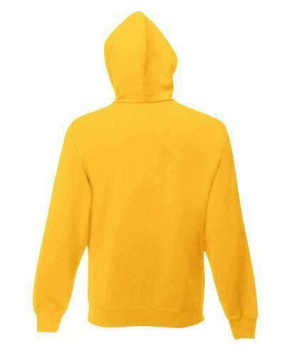 US Hoodie Pullover Plain Casual