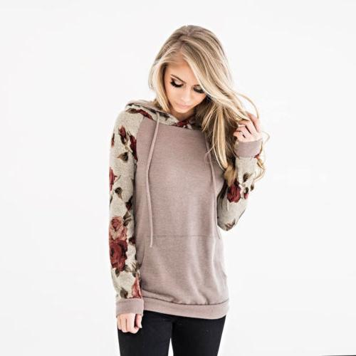 New Hooded Sweater Casual Pullover