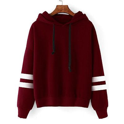 US Hoodies Long Jumper Sweater DS