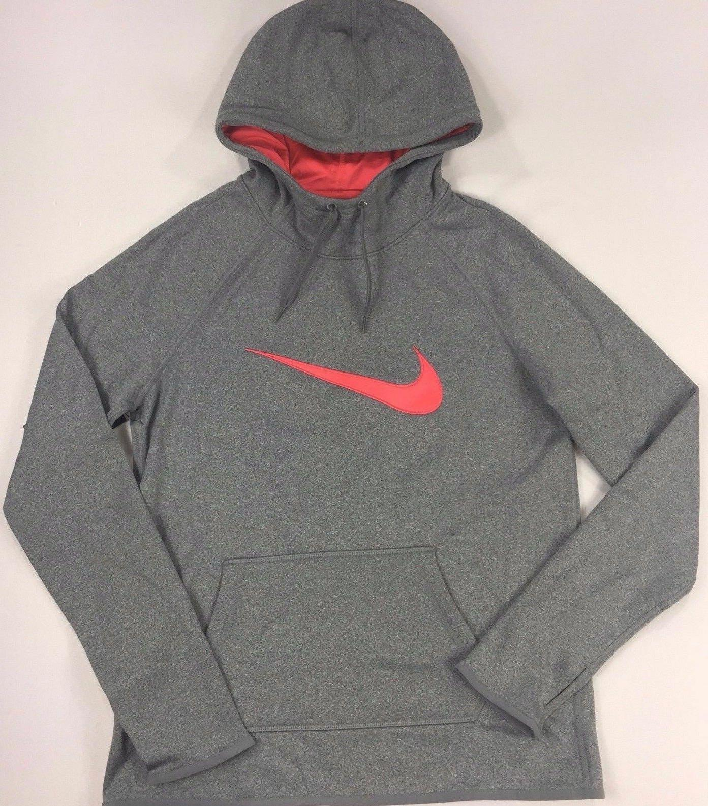 Women's Nike Therma Dri Fit Lightweight Athletic Hoodie Size XS