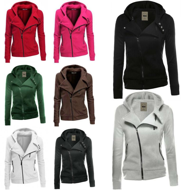 Winter Plain Fleece Hoody Coat 4-14
