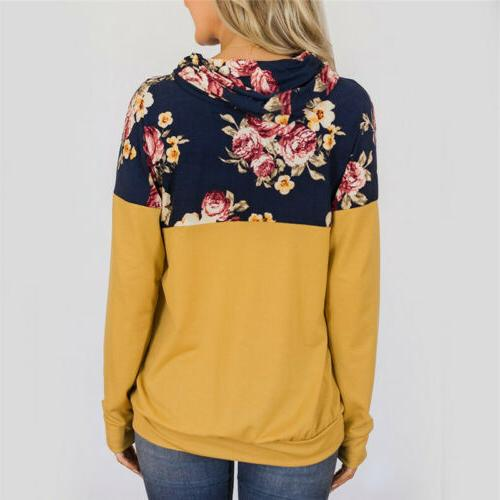Autumn Womens Jumper Sweater Tops Coat