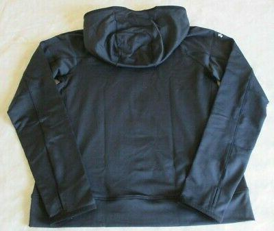 UNDER ARMOUR Black Hoodie, Women's Size Fitted Brand New