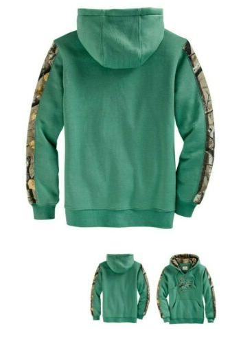 Legendary Whitetails Outfitter Hoodie - Frosty