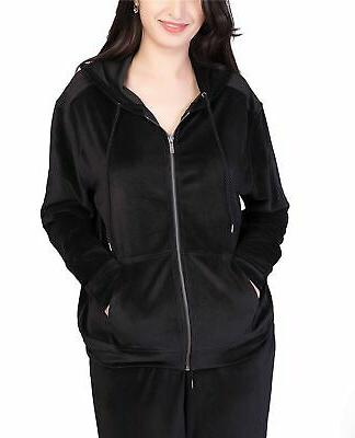 home swee womens warm solid zip up