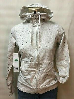 IRR Yoga Women's JACKET hoodie Mesh back XS