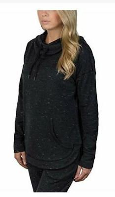 ladies french terry hoodie womens athletic sweater