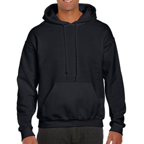 US Men Women Hoodie Pullover Plain