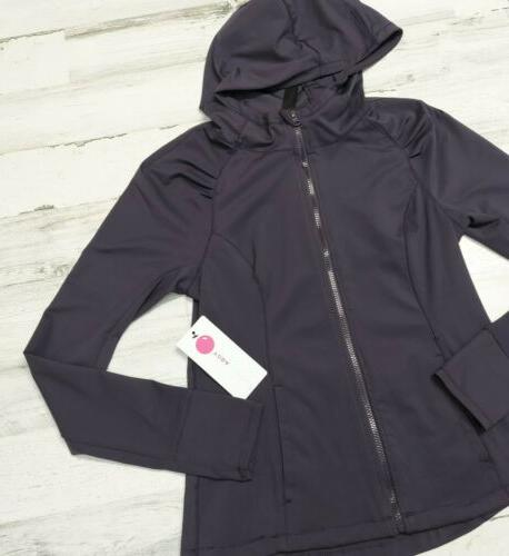 NEW Women's Large Long Zip Up MSRP