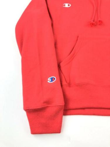 NWOT Champion Reverse Hoodie Women's Red