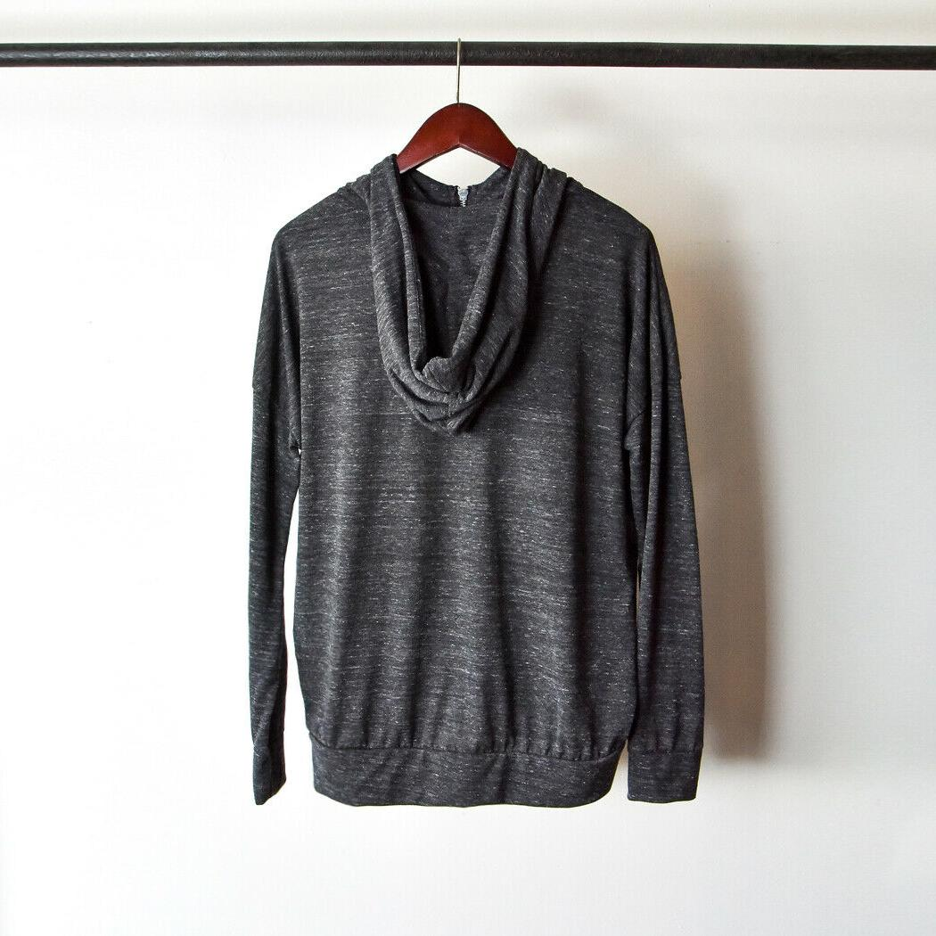 SALE - Cool Down Eco-Jersey Hoodie