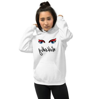 Wickedly Hoodie Front - Style Sizes S - XL