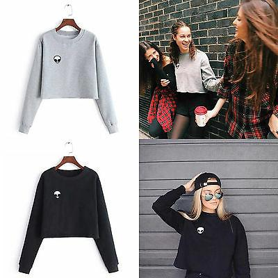 Women Hoodie Sweatshirt Sweater Casual Coat Pullover