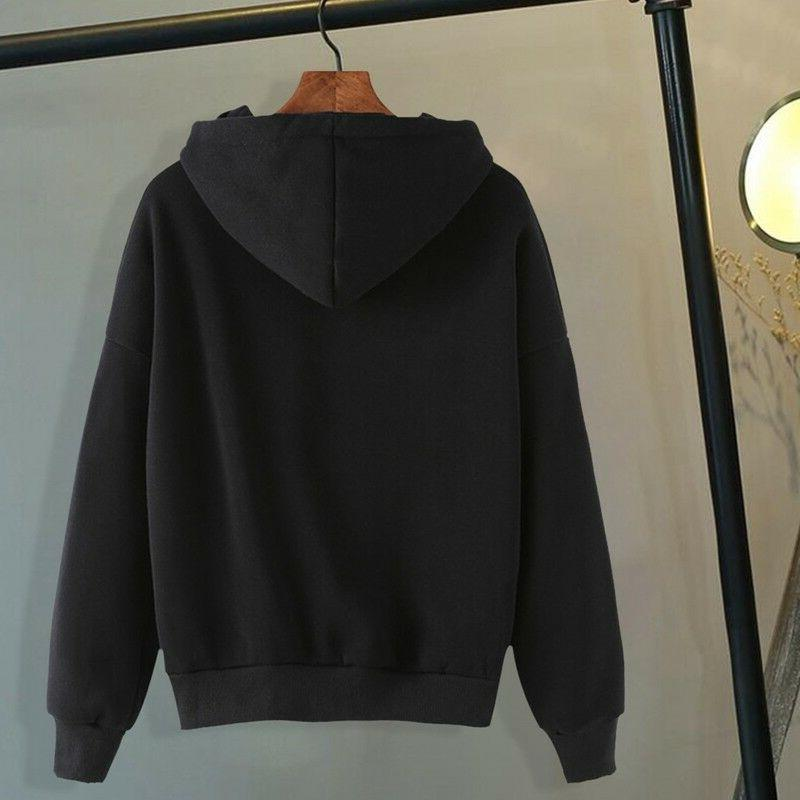 Women's Hoodie Pullover Sweater Casual