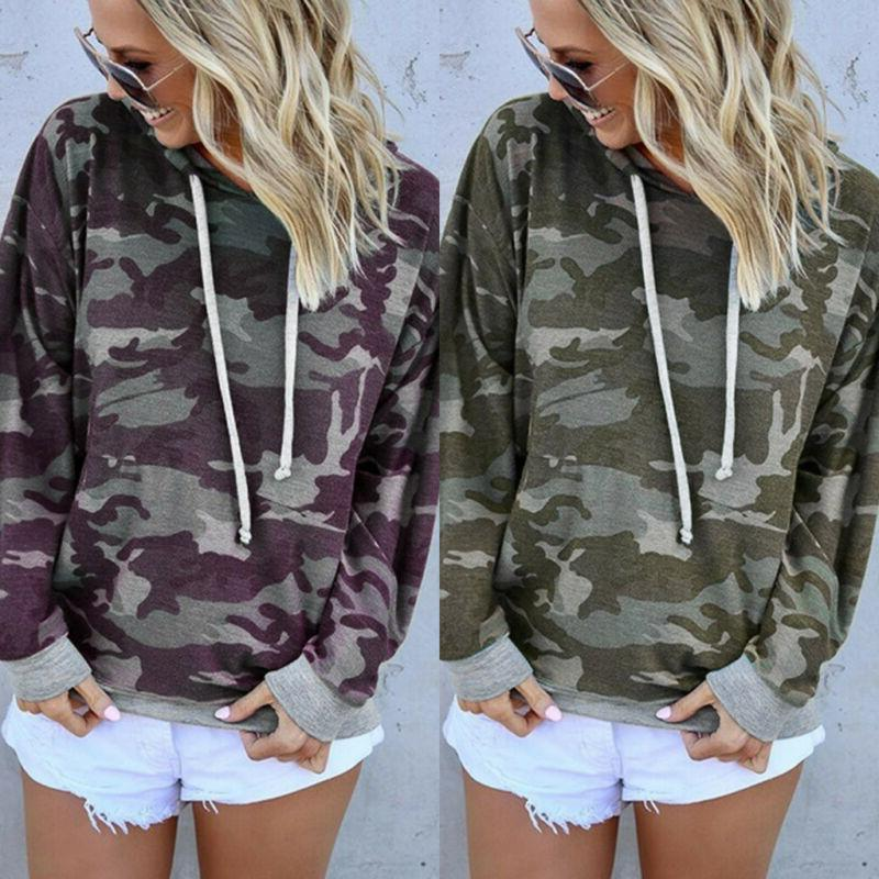 Women's Long Hoodie Pullover Coat
