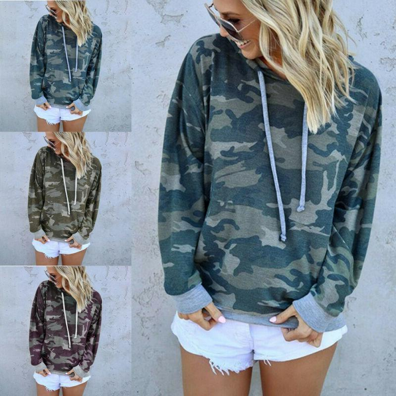 women s casual long sleeve hoodie sweatshirt