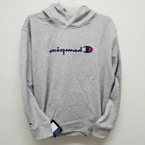 Champion Women's Graphic 2C Script Fleece
